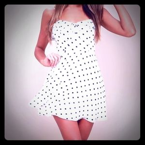 NWT Adorable Lulu's Polka Dot Minidress